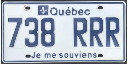 Quebec 2010's triple RRR
