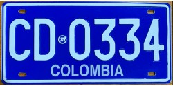 COLOMBIA 2010's DIPLOMAT