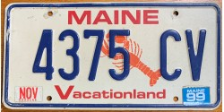 Maine 1999-LOBSTER