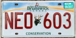 New Brunswick conservation deer 2018