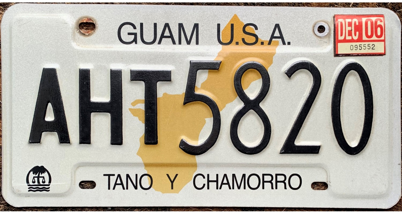 GUAM USA 2006