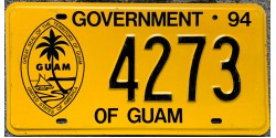 GUAM USA 1994 GOVERNMENT