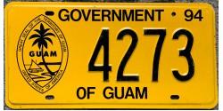 GUAM USA 1994 GOUVERNEMENT