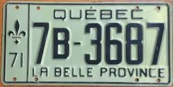 Québec 1971