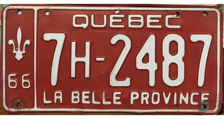 Quebec 1966