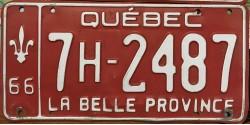 Québec 1966