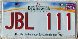 New Brunswick 2016 triple 111