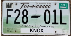 Tennessee 2013-KNOX COUNTY