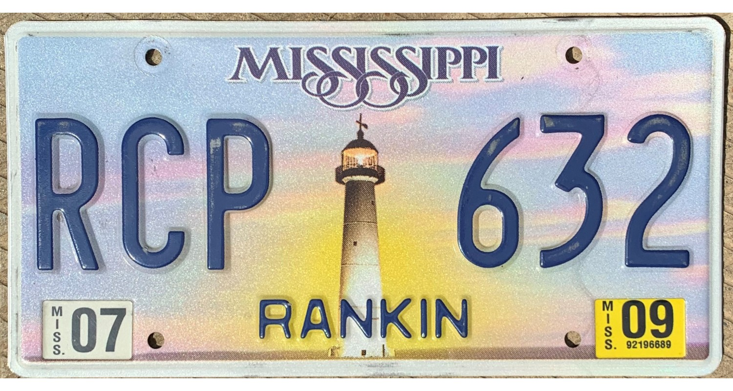 Mississippi 2009-LIGHTHOUSE-RANKIN COUNTY