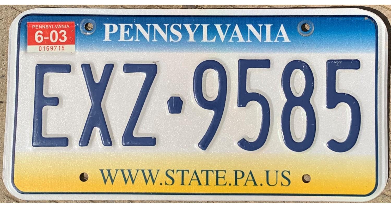 Pennsylvania 2003