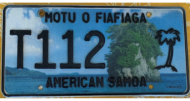 American Samoa 2015