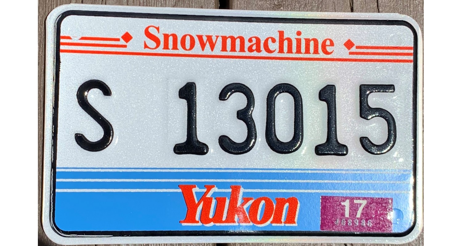Yukon 2017-SNOW MACHINE