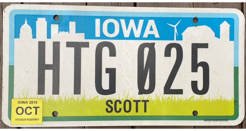 Iowa 2019-SCOTT COUNTY