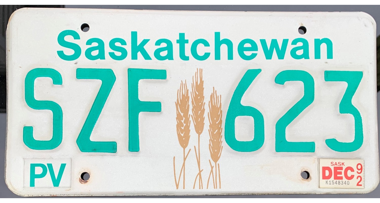 Saskatchewan 1992