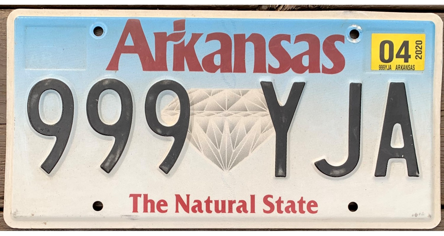Arkansas 2015 TRIPLE 999