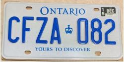 Ontario 2015's