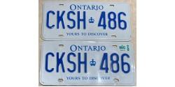 Ontario 2015's pair