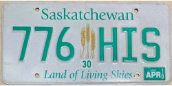 Saskatchewan 2010