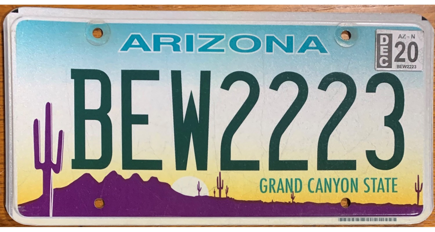 Arizona 2015's triple 222