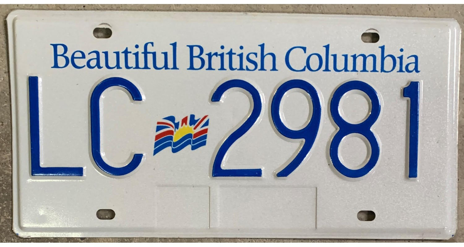 British Columbia 2005-FLAG
