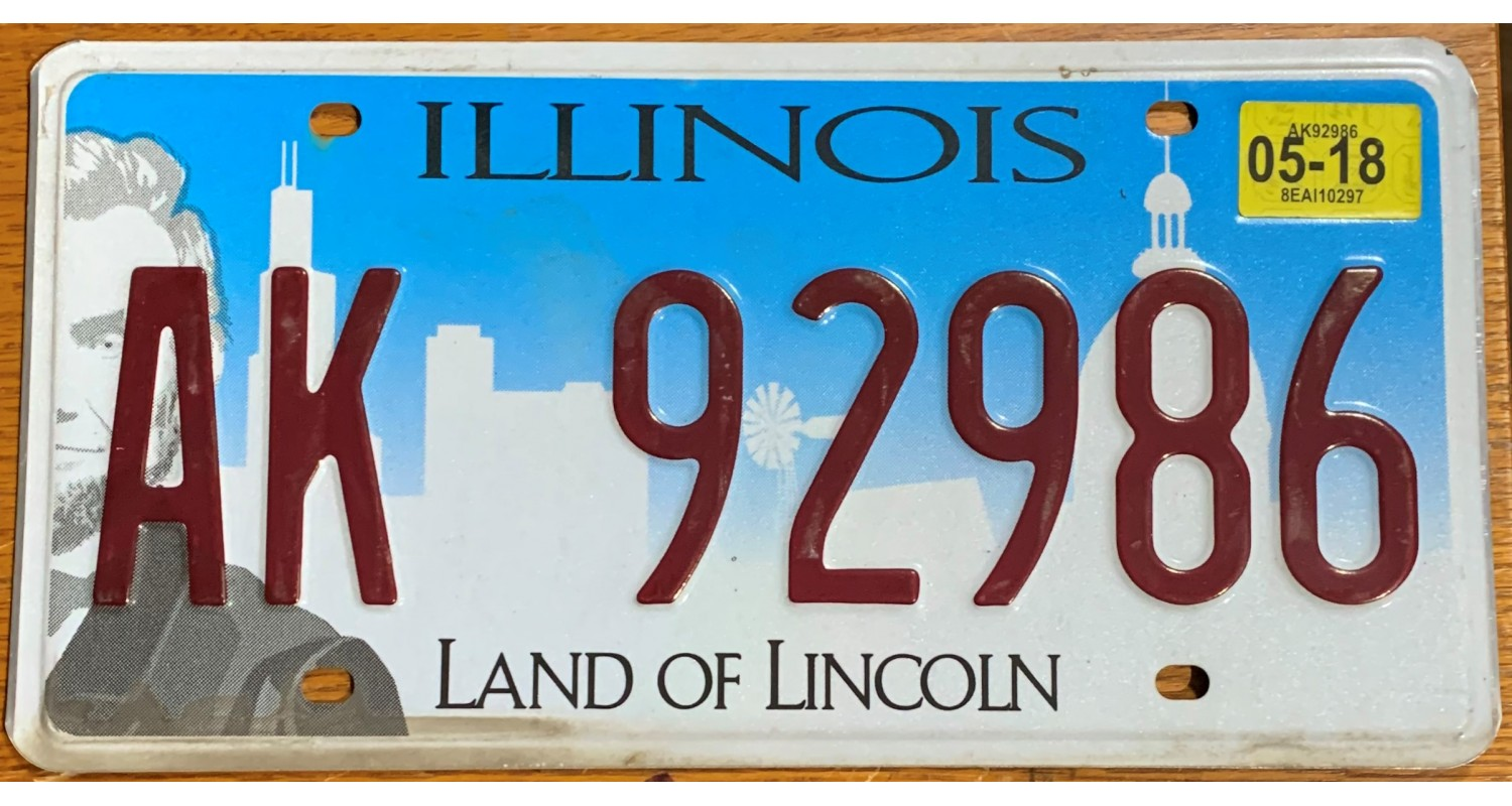 Illinois 2015's-LINCOLN