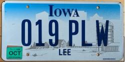 Iowa 2009-LEE COUNTY