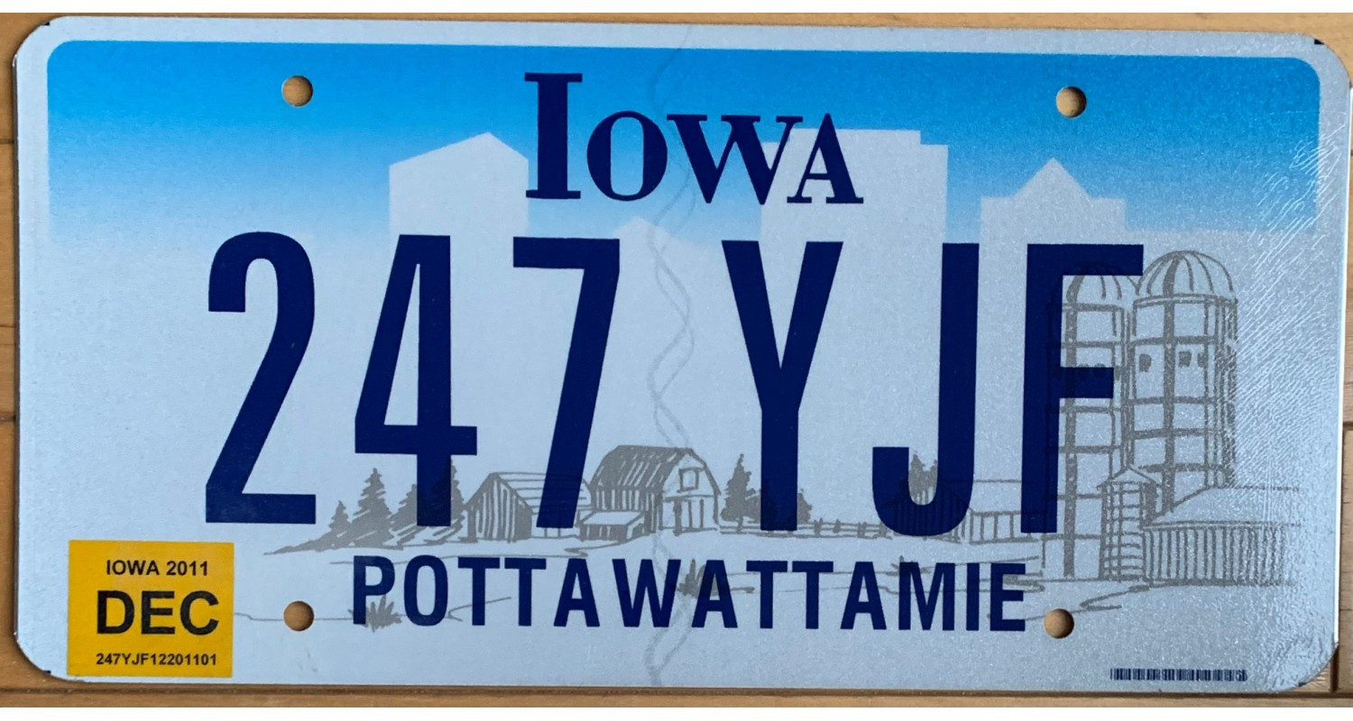 Iowa 2011-POTTAWATTAMIE COUNTY