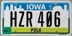 Iowa 2020-POLK COUNTY