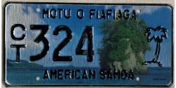 American Samoa 2010