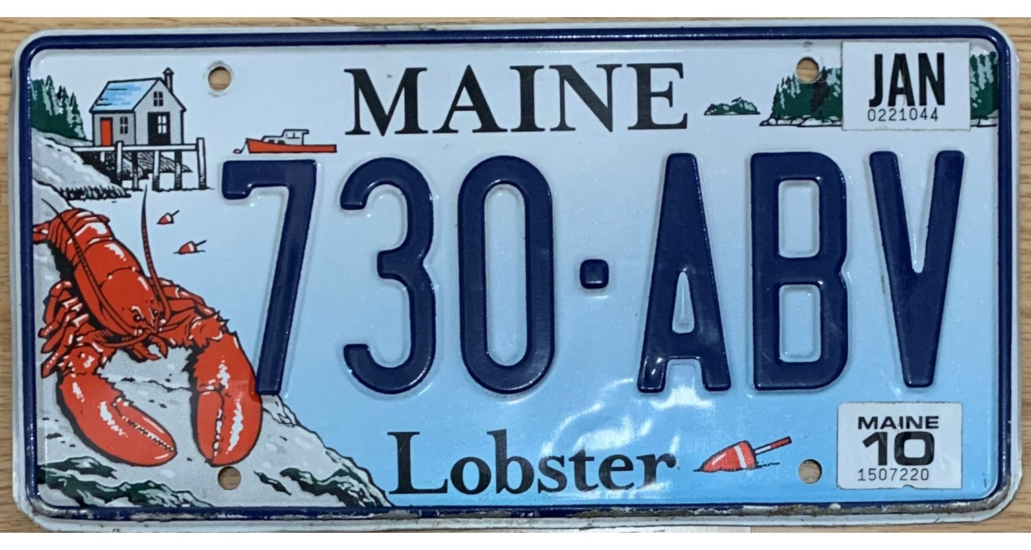 Maine 2010-LOBSTER