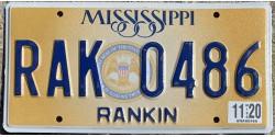 Mississippi 2015's RANKIN COUNTY