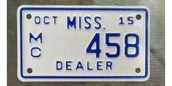 Mississippi 2015 dealer motorcycle
