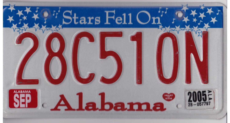 Alabama 2005
