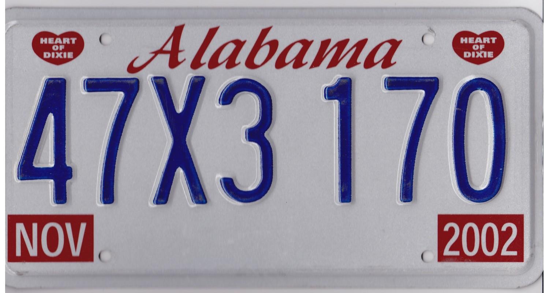 Alabama 2002