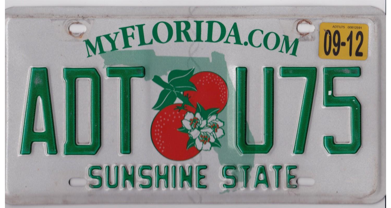Florida 2012-SUNSHINE STATE