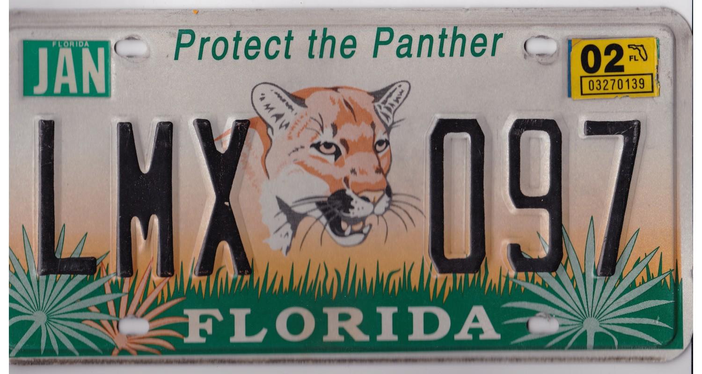 Florida 2002-PANTHER