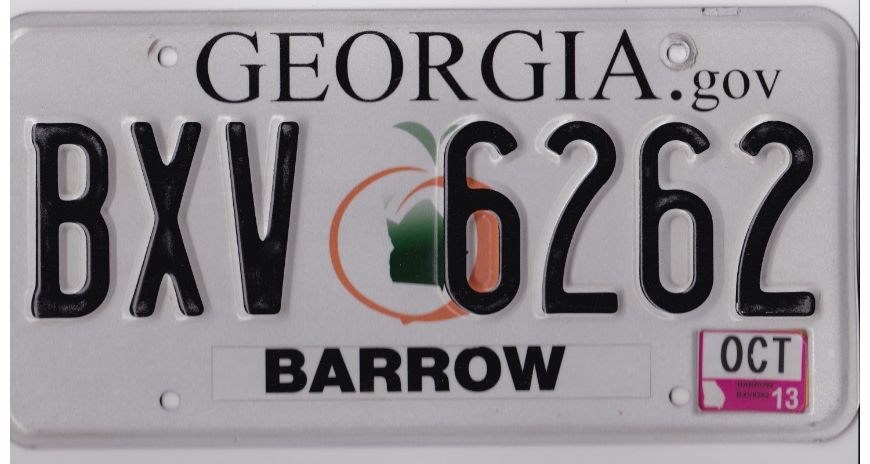 Georgia 2013-BARROW COUNTY