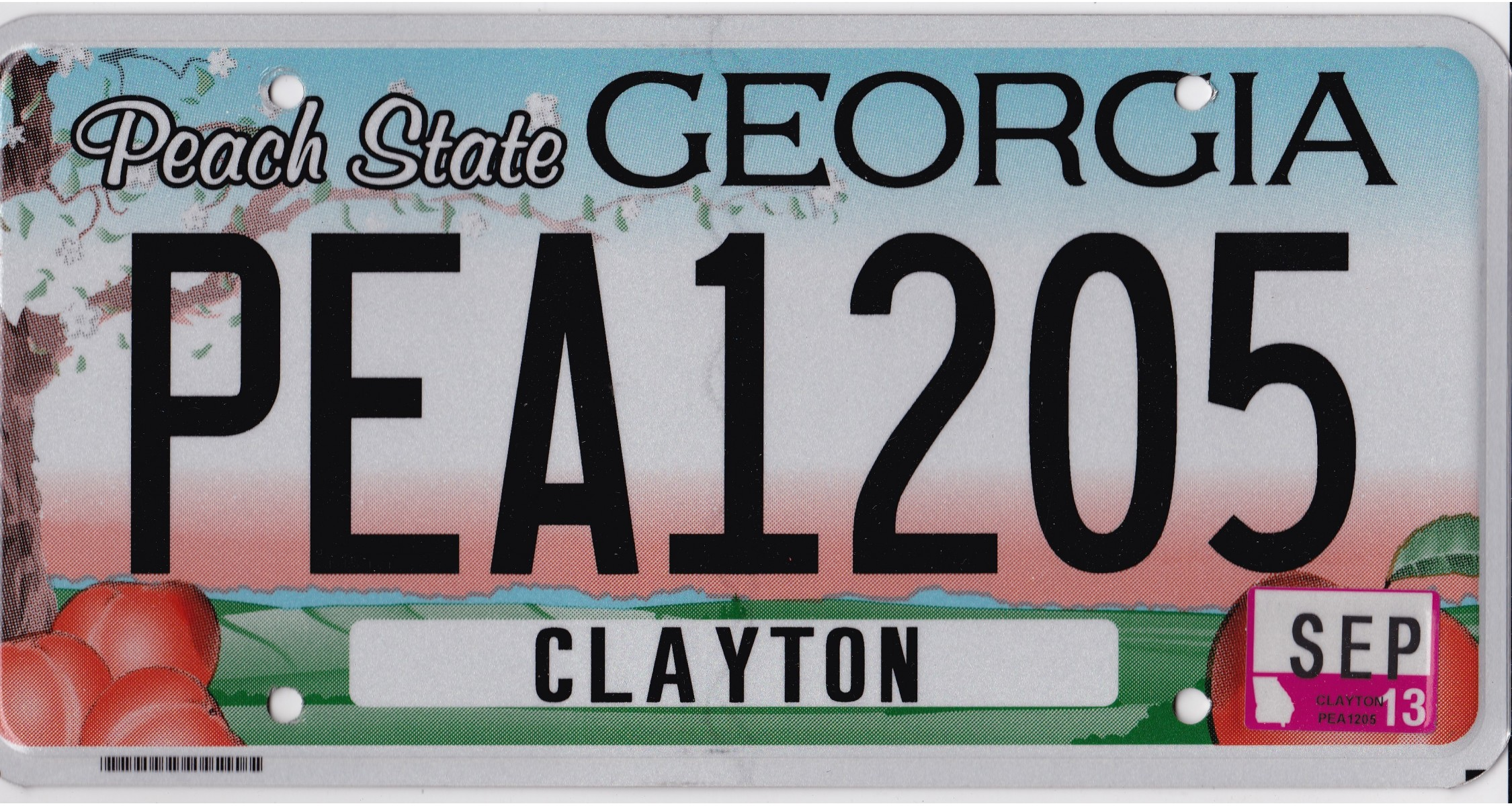 license plate map of usa with Georgia 2013 Clayton County P121 on Itsmfast furthermore 997982761 in addition Original Paint 1972 Mercury Capri likewise Hitting The Road Check Out These Games further Papas Pizzeria To Go On The App Store Iphone Screenshot 3.