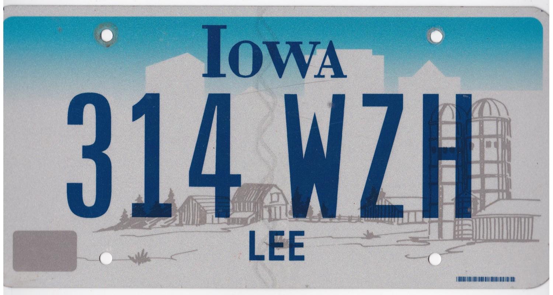 Iowa 2010's-LEE COUNTY