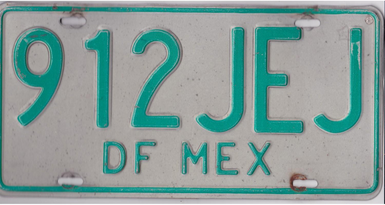 Mexico 1980's