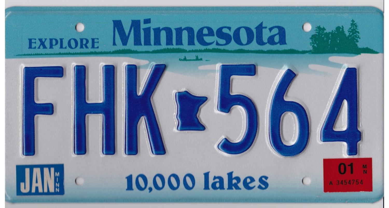 Minnesota 2001