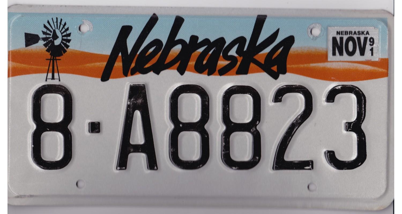 Nebraska 1991