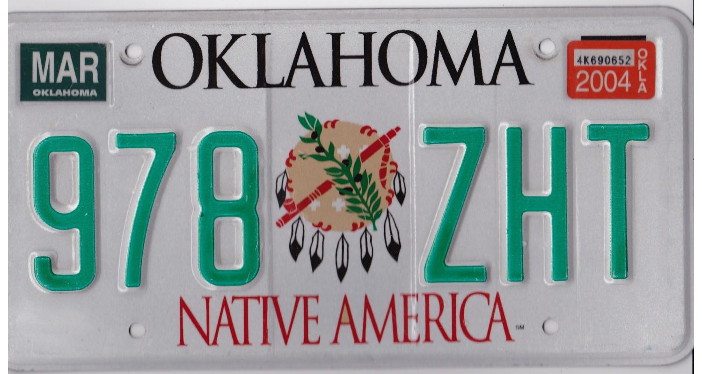 Oklahoma 2004