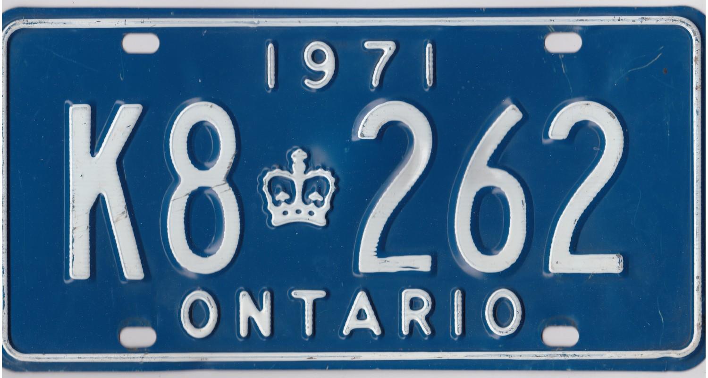 Ontario 1971