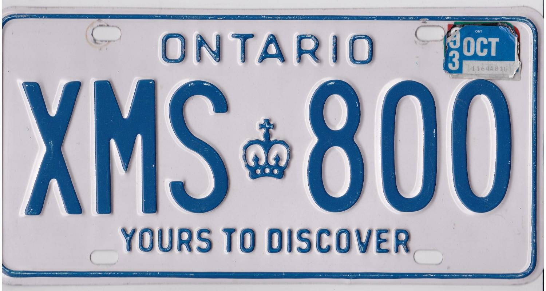 Ontario 1993