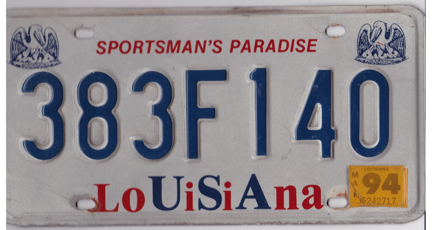 Louisiana 1994-PELICAN