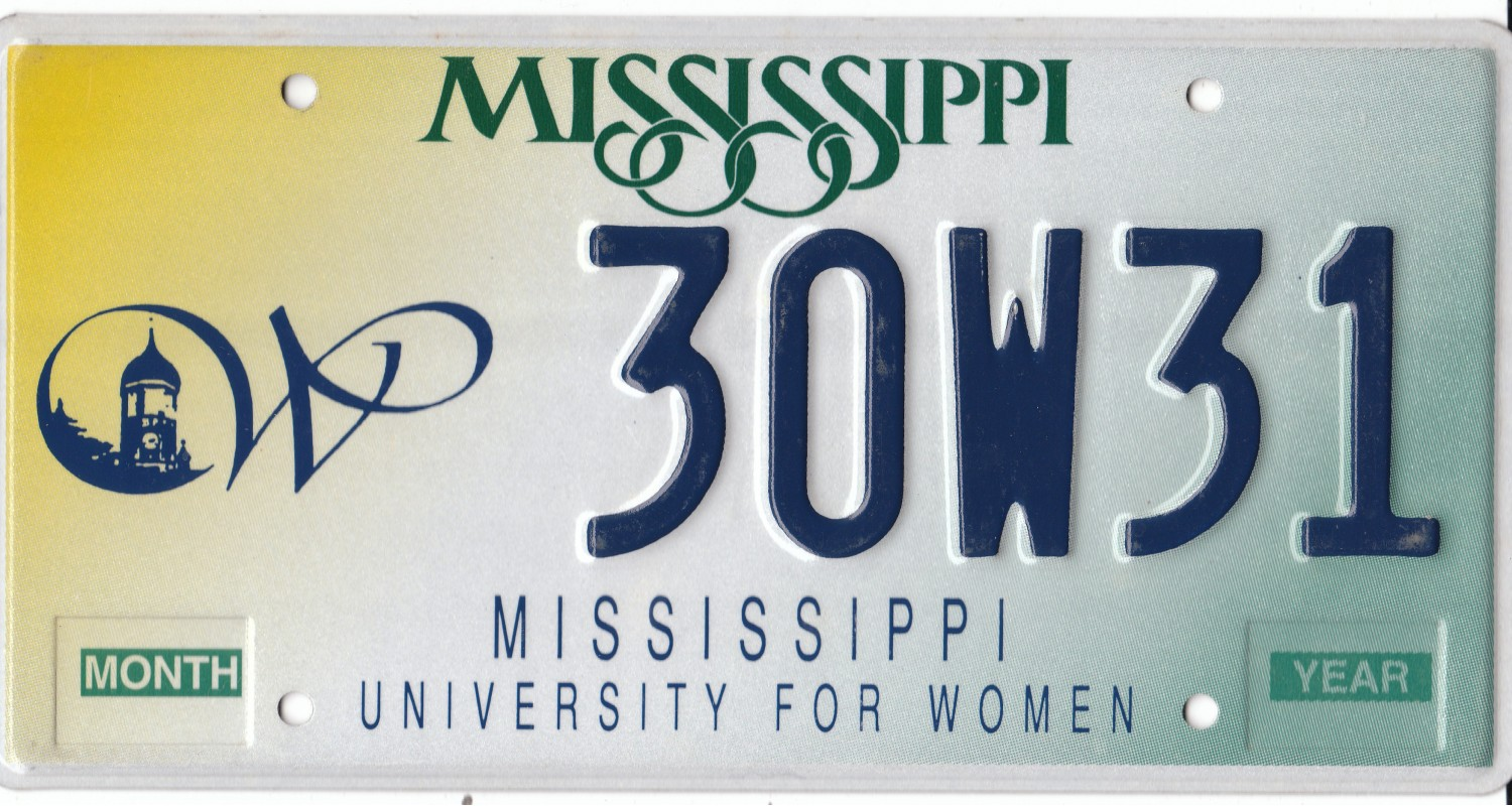 Mississippi 2005's-UNIVERSITY FOR WOMAN