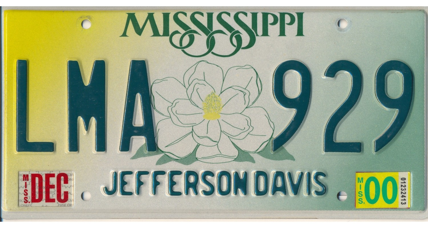 Mississippi 2000-JEFFERSON DAVIS COUNTY