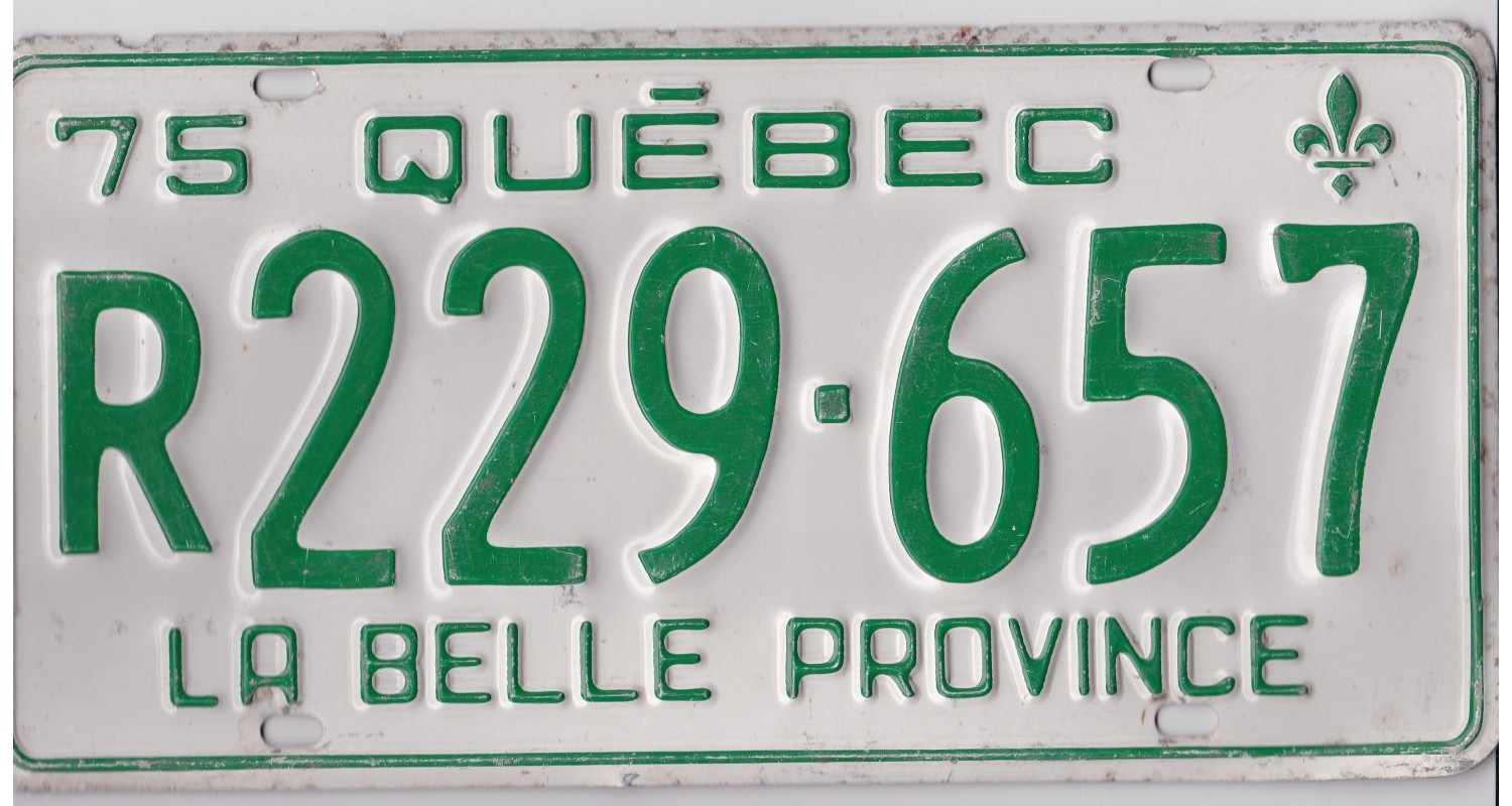 Quebec 1975-TRAILLER