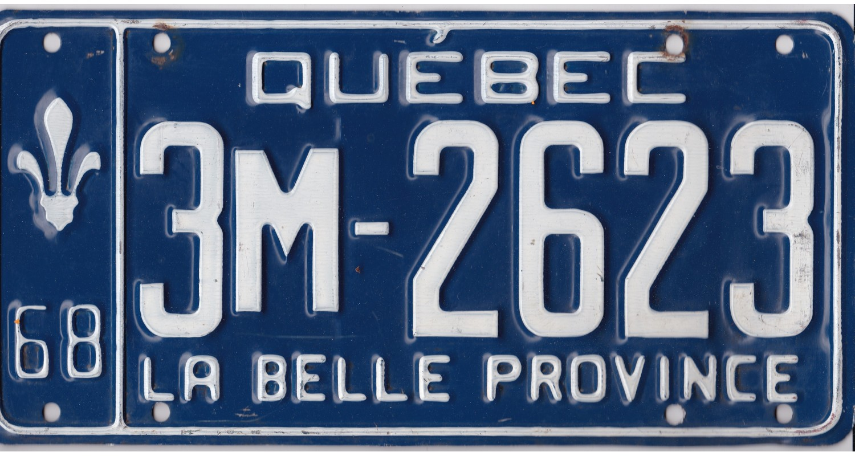 Quebec 1968